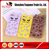 Non toxic Material Material Cute cat silicone mobile phone case for iPhone 5