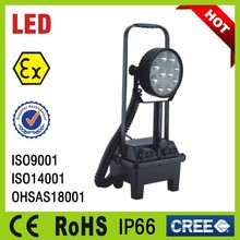 industrial led coal mining explosion proof extension light