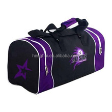 Gym Duffle Bag with Shoulder Strap and Front and Side Pockets duffel bag for sports