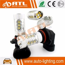 Latest flat/wave top high bright XBD XPE chip h4 high power led tail light