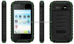 2015 New Arrival 3.5 inch Android 4.4 phone SC7715 3G MTK6571 2G for option rugged android smartphone
