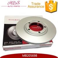 Brake dsic cutting machine rear brake disc rotor for pajero