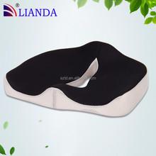 China Wholesale seat cushion,coccyx Orthope seat cushion,Coccyx Orthopedic Comfort Memory Foam Cushion