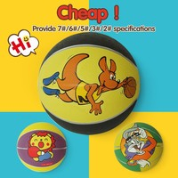 Official size and weight cheap basketballs,cheap toys for children