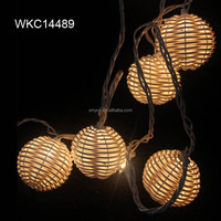 Waterproof garden decor ball shape holiday living christmas lights