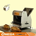 Omega máquina de fazer pão torradas slicer pão máquina de fatiar o pão faca nos $550- 60( fabricantes)