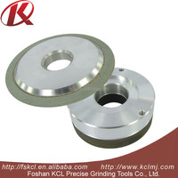 High grade diamond & CBN resin polish wheel