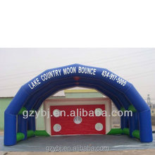2015 the newest inflatable football shooting games, sprots game,funny inflatable soccer/football shooting game