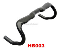 2015 DENGFU bike parts, carbon road bicycle handlebar , HB003 in 3k glossy finished