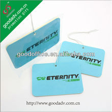 Promotional souvenirs Custom closet air freshener with your own design