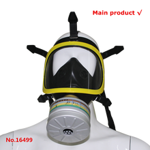 Top class gas mask respirator factory supply similar 3M reusable respirator