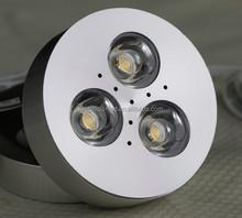 Led puck light/puck light under cabinet/under cabinet lighting puck