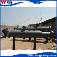 Design high quality chemical process equipment pig receiver and pig launcher