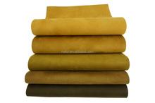 Superb Grade Stylish 1.2 1.4mm Waterproof Nubuck Leather
