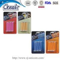 6pk Fragrance Car Vent Air Freshener/natural air freshener for car/best car air fresheners