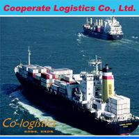 ocean freight forwarder rates Shenzhen/Guangzhou/Shanghai/Ningbo/Xiamen/Foshan china to kingston jamaica - Nika