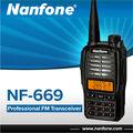 nanfone digital de radio nf669 la comunicación de dos vías de radio