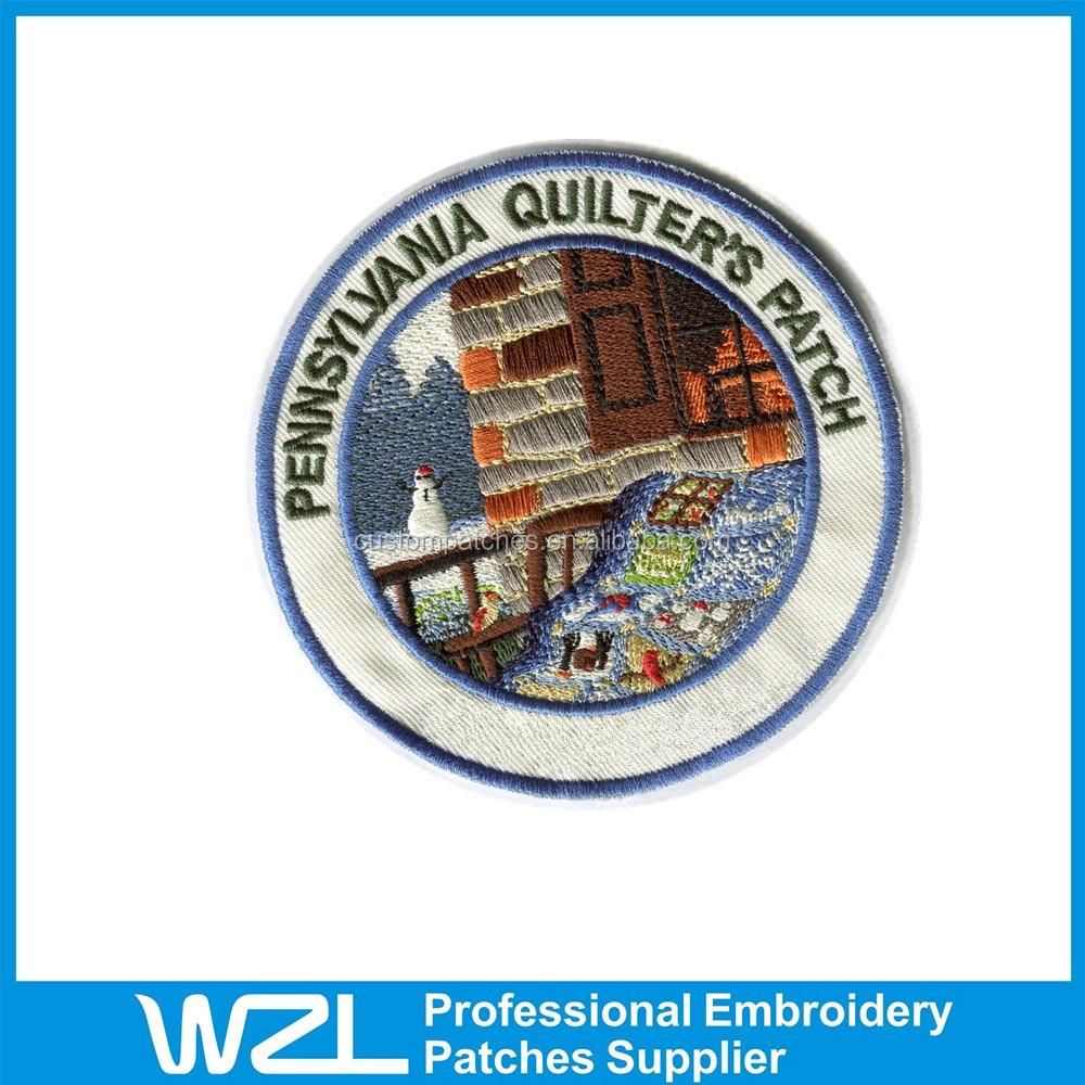 Embroidery patches bulk makaroka