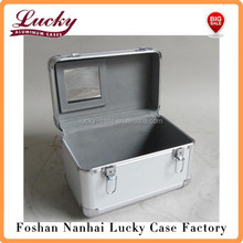 high quality and fashion silver jewel cd case perfect for personal storage and gift