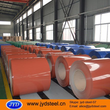 Color Painted and Zinc Coated Metal / Steel Coil for Roof