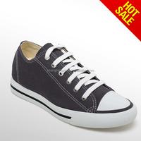 handmade canvas shoes / high canvas shoes / high quality canvas shoes C08K012D