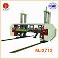 MJ3713 suministro directo de fábrica horizontal cnc banda sierra para madera