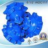 """6 1/2"""" mm IADC117 mill tooth tricone bit for soft formation"""