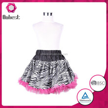 Baby pettiskirt good quality girl tutu dress children dancing party skirts puffy tutu pettiskirt