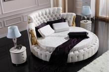 Classical designs round beds australia