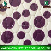 Printing Mirror PVC Leather for Bag Shoes phone case