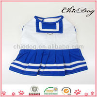 fashion high quality dog dress clothes,pet skirt dog apparel