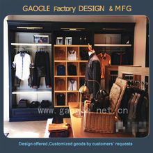 New arrival clothing store fixtures with new innovation design