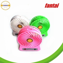 Mini Fan Portable Fan original factory patent products,outdoor activities and camping rechargeable desk usb fan