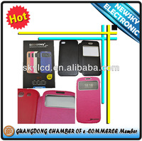 ufo leather case for samsung galaxy note3 leather case