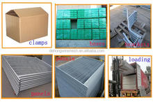 Galvanzied Welded wire mesh Easy install fence manufacturer