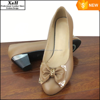 Very Big Size 40,41,42,43,44,45 Women Flats Brand Genuine Leather Walk Shoes Woman Bow Tie Designer Flats Shopping Healthy Shoes