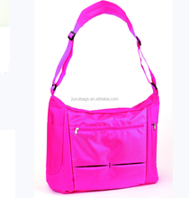 420D duffel travel sport bags with adjust the shoulder strape