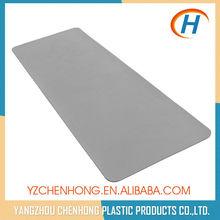 2015 custom thick wide yoga mat, full printing yoga mat, color printed baby mats