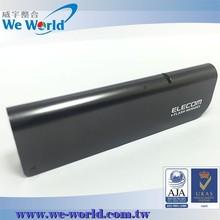 Fantastic surface treatment brushed finish printing aluminum usb flash drive cover