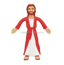 Bendable JESUS of Nazareth action figure toys, Custom action figure maker,Custom design action figure factory
