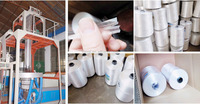 LLDPE MLDPE PP transparent plastic shrink film blowing machine