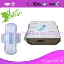 Shuya company looking for anion sanitary napkins distributors