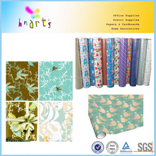 ocean design beautiful custom wrapping paper