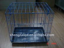 the metal dog crates