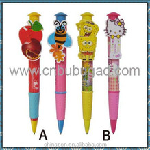 Custom Shape Novelty Triangle Ball Pen
