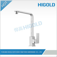 Widely Used Hot Sales gun shape kitchen faucet