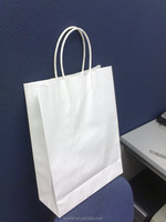 2015 New Luxury Shopping Paper Bag for Cloth/shopping bags