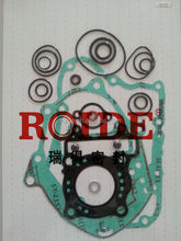 motorcycle spare parts,motorcycle full gasket kit fo r SH125