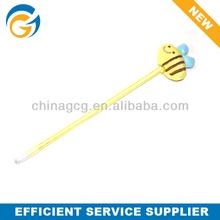2014 Bee Soft Lint Doll Craft Ball Pen