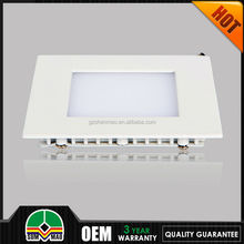 Promotional items led panel light!3 years warranty square led panel light for office led panel light